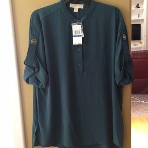 NWT Michael Kors blouse